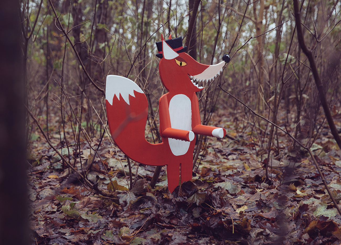 CAN YOU CATCH FRANK THE FOX?